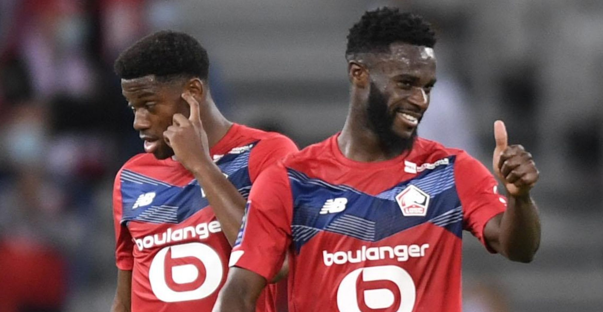 David Makes Lille Debut But Rennes Claim Point