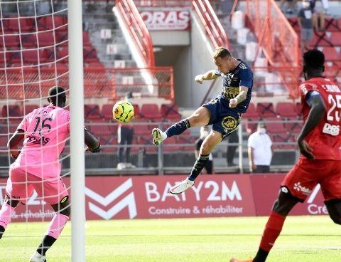 Stade Brestois 29 Brest Irvin Cardona wonder goal