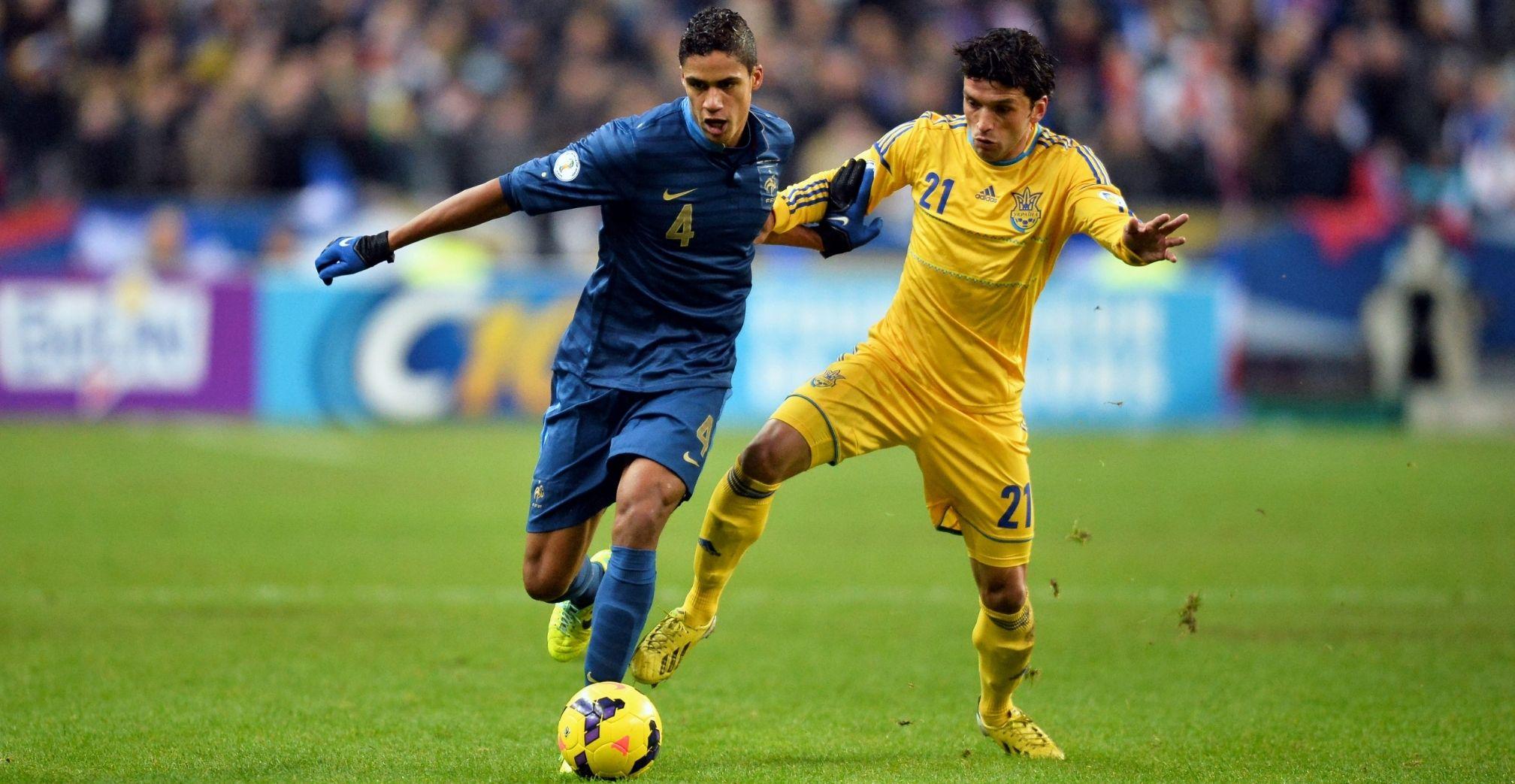 France announce Ukraine friendly