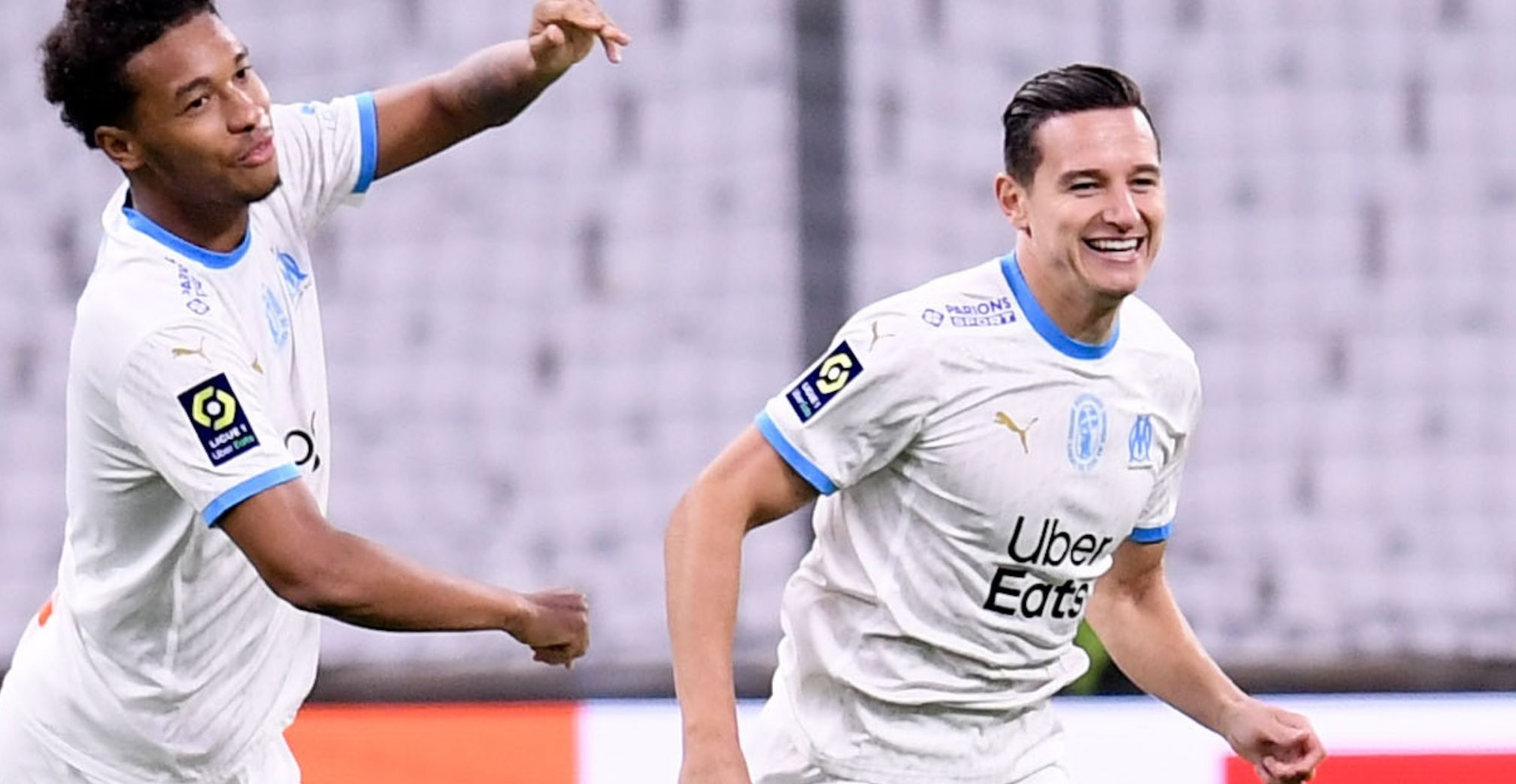 Thauvin stunner helps Marseille past Bordeaux, Lorient riot