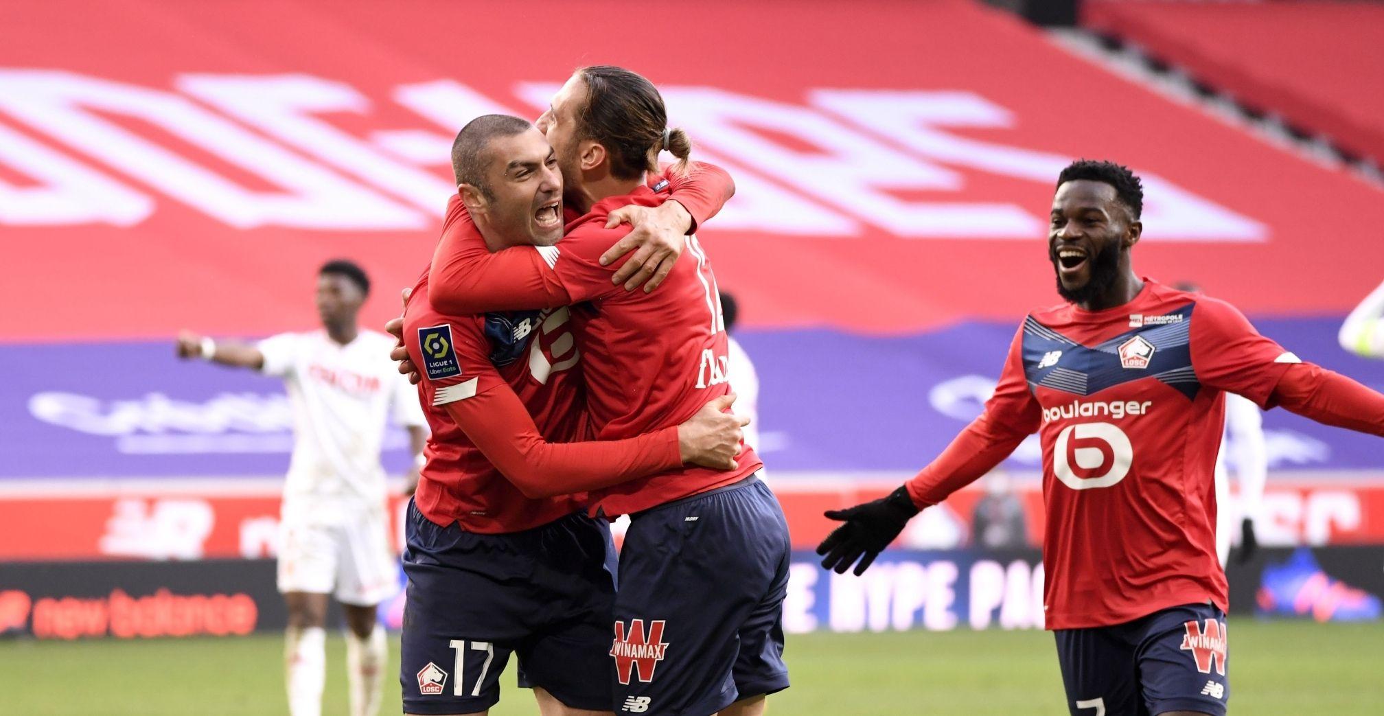 Lille Angers Preview Relentless Losc Resume Title Tilt