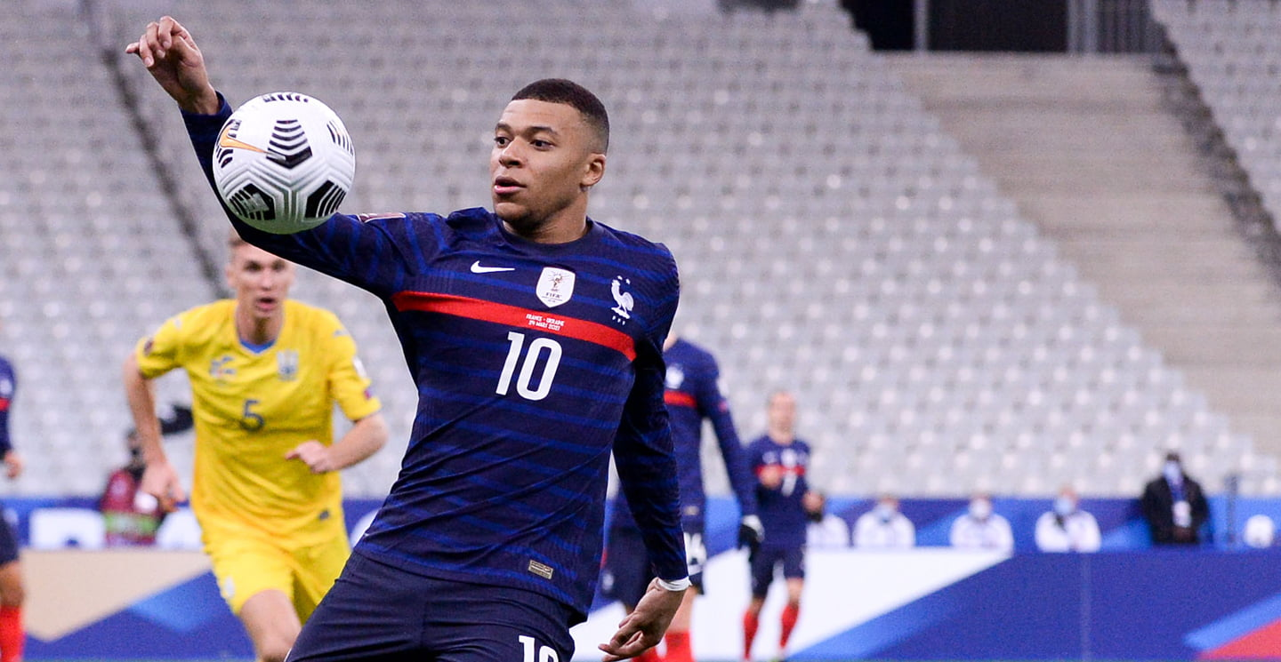 Mbappé and France looking for Kazakhstan bounce back