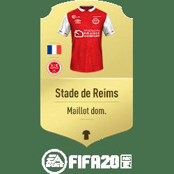 Club Profile Stade De Reims General Ligue 1 Uber Eats