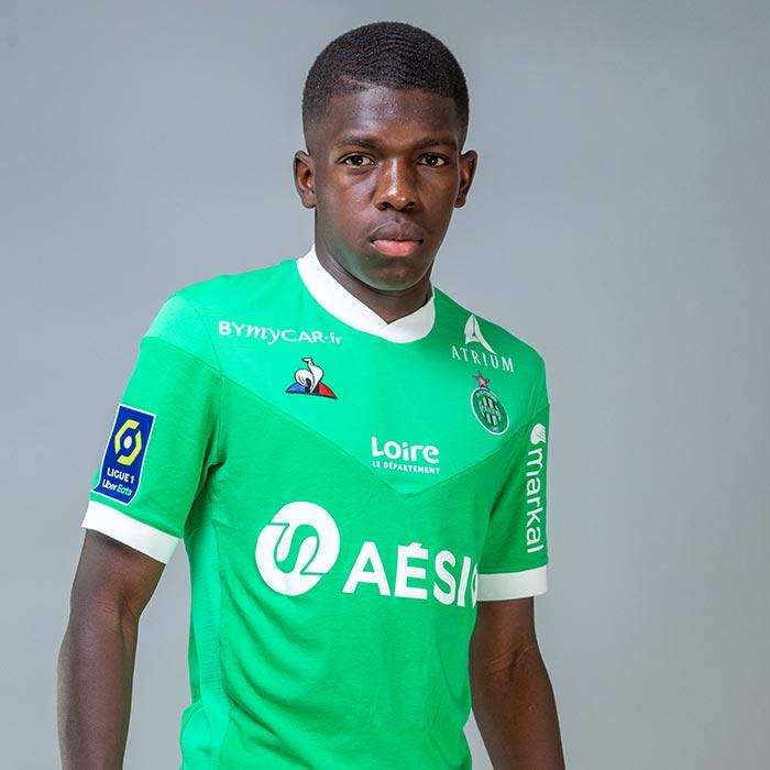 Lucas GOURNA-DOUATH (ASSE) - Ligue 1 Uber Eats
